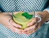 Fertiges Rezept: Grüner Smoothie mit Baby-Spinat_1
