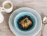 Veganes Rezept: Heidelbeer-Porridge mit Zimt_1