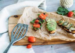 Veganes Rezept: Herzhafte Süßkartoffeltoasts