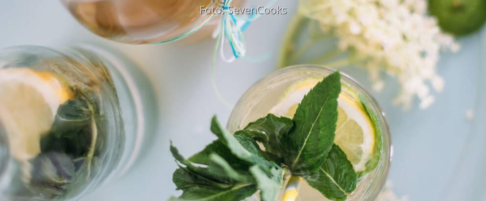 Veganes Rezept: Holunderblütensirup_3