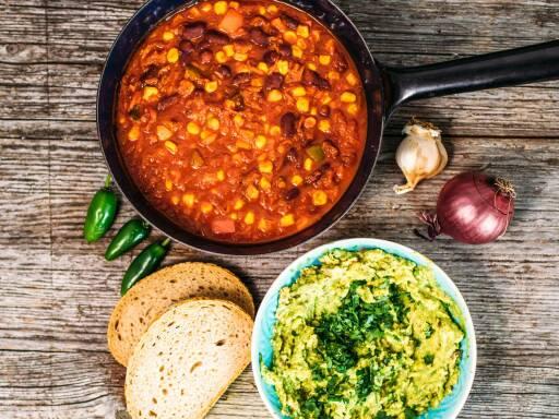 Veganes Rezept: Karottenchili basisch 1