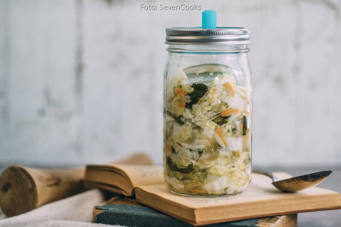 Veganes Rezept: Kimchi