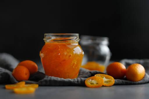 Veganes Rezept: Kumquat Orangen Kompott