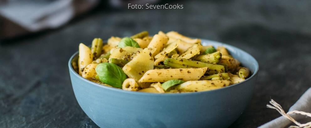 Veganes Rezept: Ligurische Pasta 1
