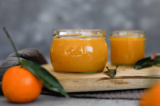 Veganes Rezept: Mandarinen-Marmelade