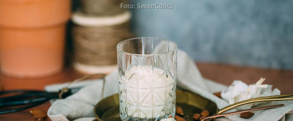 Veganes Rezept: Mandel-Aioli