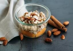 Veganes Rezept: Mandel-Vanille-Quinoa_1