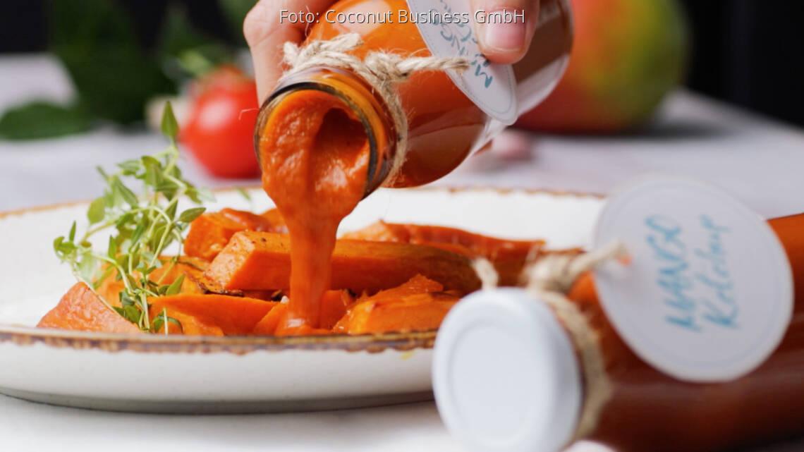 Veganes Rezept: Mango Ketchup