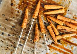 Veganes Rezept: Marinierte Mini-Mais-Spieße_1