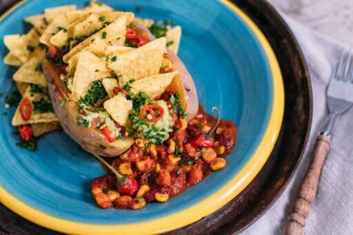 Mexican Potato