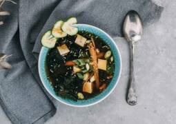 Veganes Rezept: Miso-Suppe 1