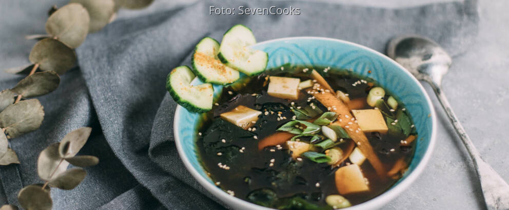 Veganes Rezept: Miso-Suppe 2