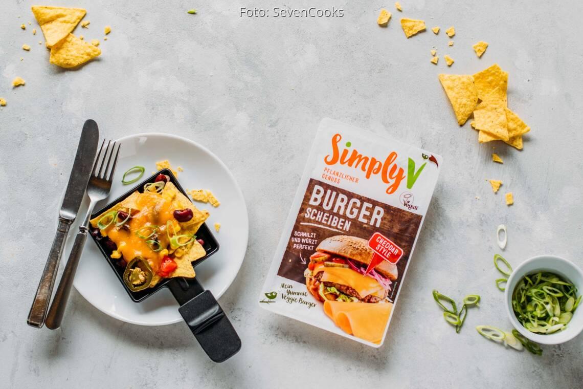 Veganes Rezept: Nachos-Supreme-Pfännchen 1