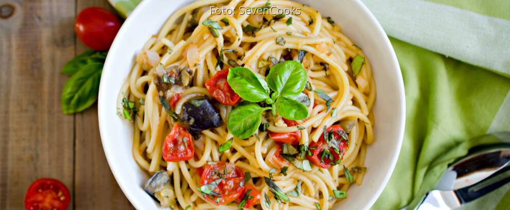 Fertiges Rezept: One Pot Pasta mit Aubergine_1