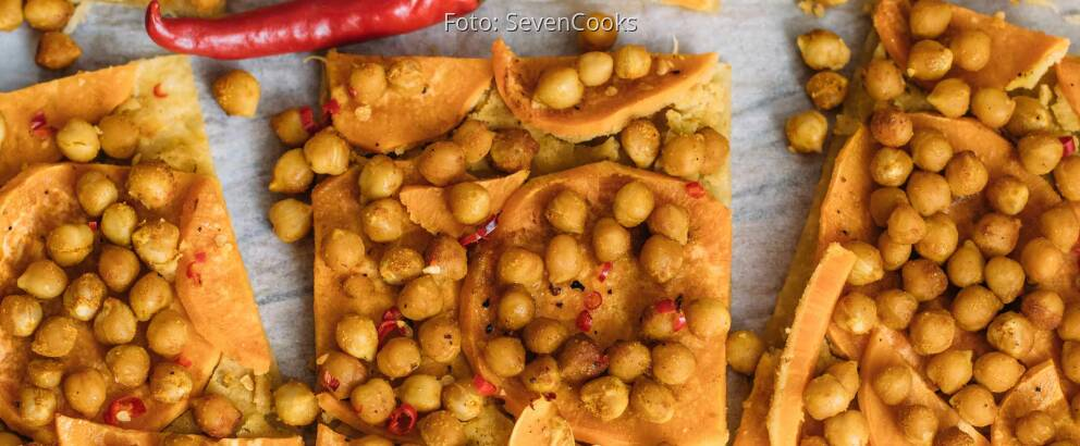 Veganes Rezept: Orientalischer Flammkuchen_3