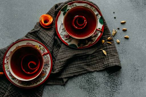 Veganes Rezept: Orientalischer Weihnachtstee