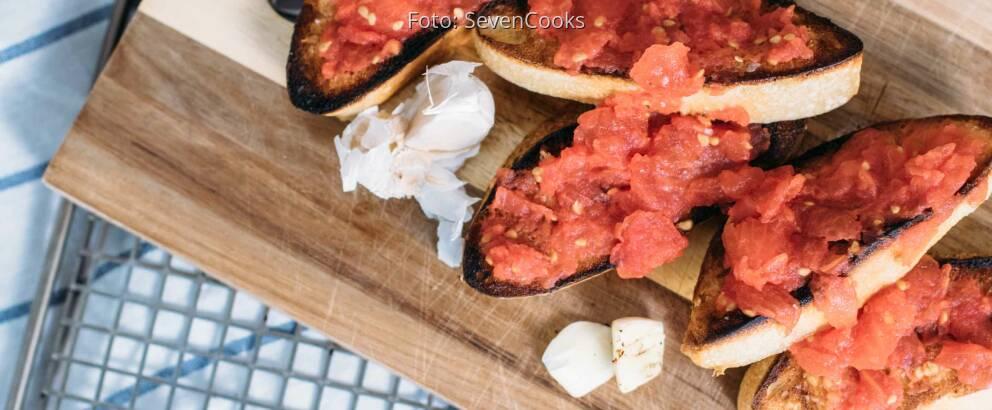 Veganes Rezept: Pan con Tomate