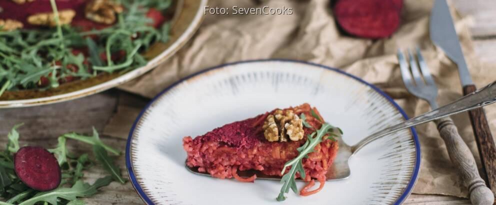Veganes Rezept: Pasta Frittata aus der Pfanne 2