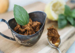 Veganes Rezept: Pesto rosso