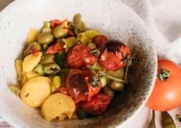 Veganes Rezept: Pikanter Kartoffelsalat_1