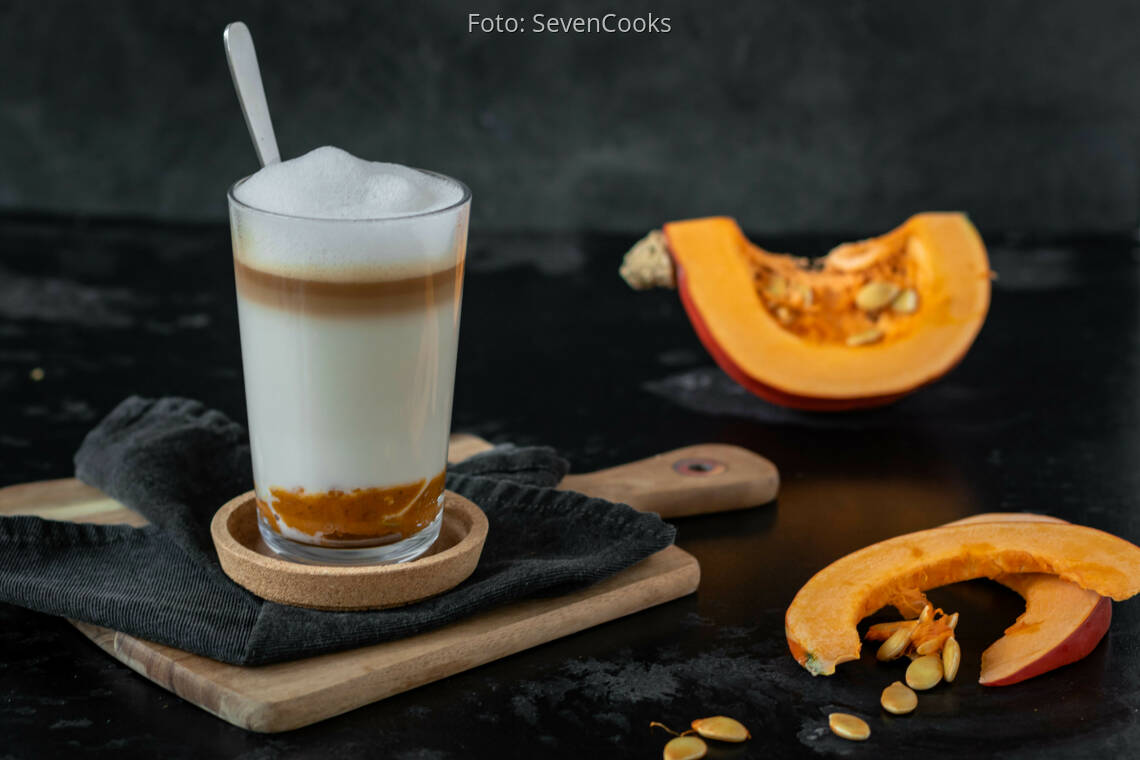 Veganes Rezept: Pumpkin Spice Latte 1