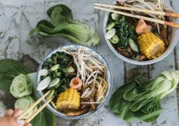 Veganes Rezept: Ramensuppe