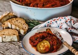 Veganes Rezept: Ratatouille al forno 1