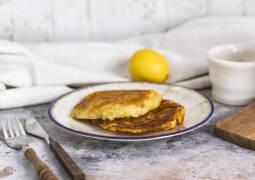 Veganes Rezept: Sauerkraut-Kartoffel-Puffer