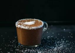 Veganes Rezept: Schoko-Chia-Smoothie