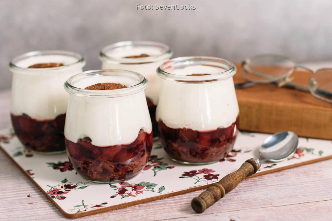 Veganes Rezept: Schwarzwälder-Kirsch-Dessert_1