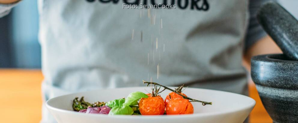Veganes Rezept: Spargel-Tomaten-Risotto 3