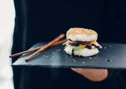 Fertiges Rezept: Sushi Burger_1