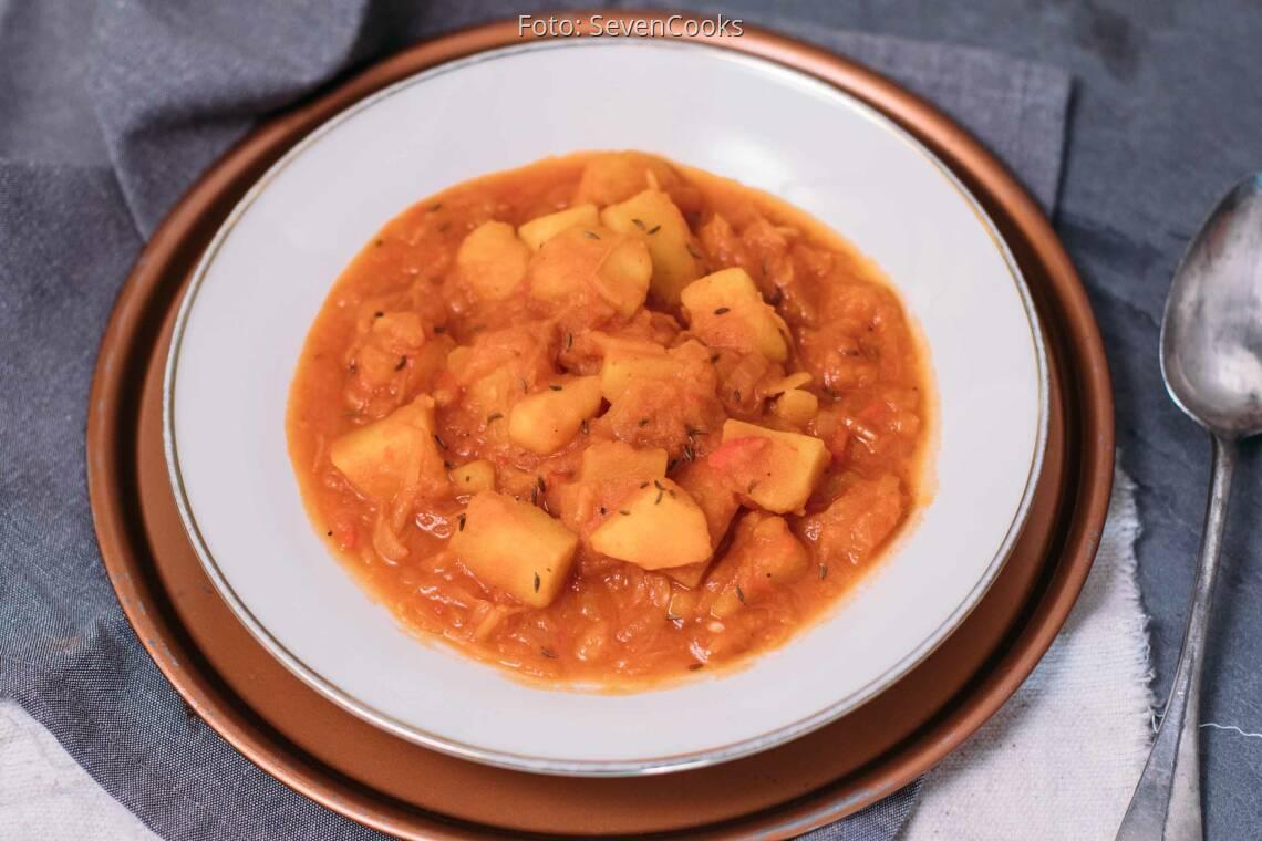 Veganes Rezept: Szegediner Gulasch - vegan_1