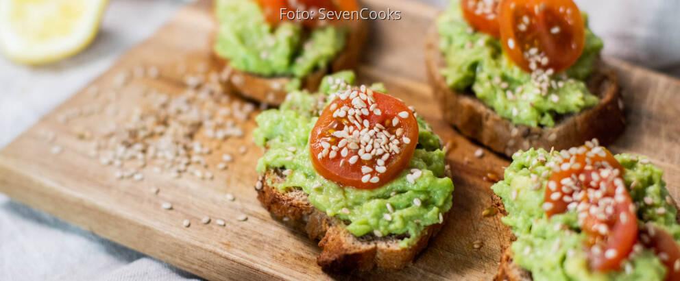 Veganes Rezept: Toast'O'Cado 1