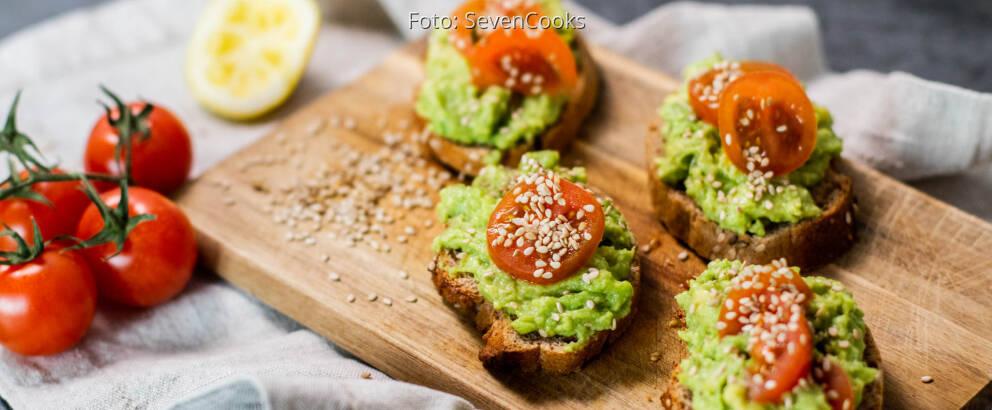 Veganes Rezept: Toast'O'Cado 2