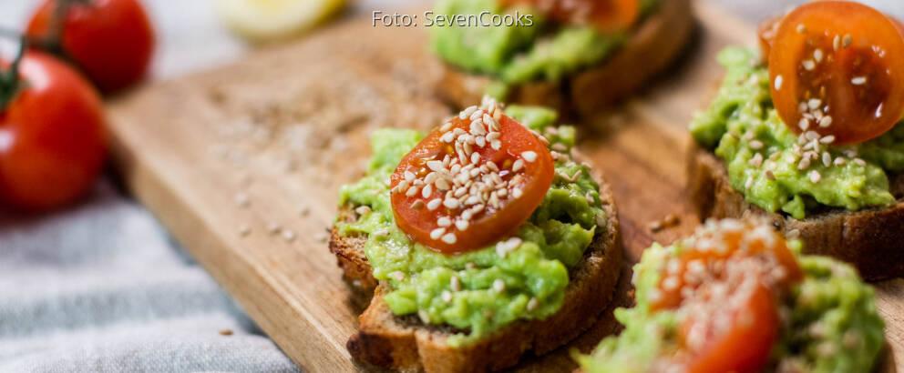Veganes Rezept: Toast'O'Cado 3