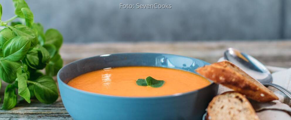 Veganes Rezept: Tomatensuppe_2