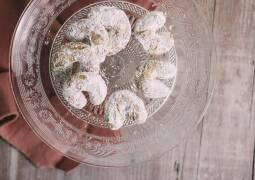 Veganes Rezept: Vanillekipferl 1