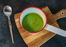 Veganes Rezept: Vegane Avocado-Spargelsuppe_1