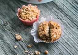Veganes Rezept: Vegane Bananen-Muffins