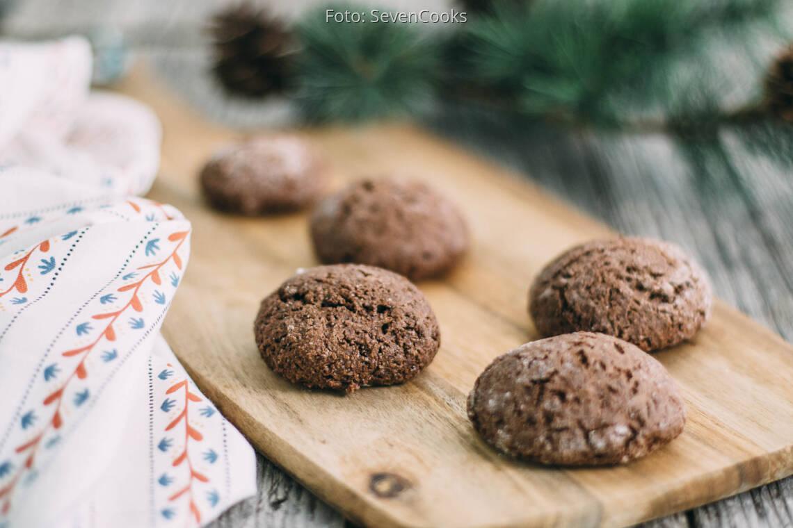 Veganes Rezept: Vegane dunkle Lebkuchen 1