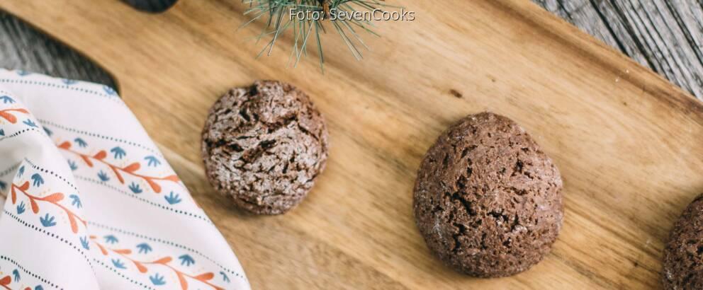 Veganes Rezept: Vegane dunkle Lebkuchen 2