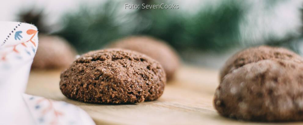 Veganes Rezept: Vegane dunkle Lebkuchen 3