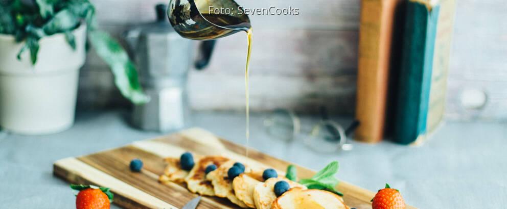 Fertiges Rezept: Vegane Pancakes_1