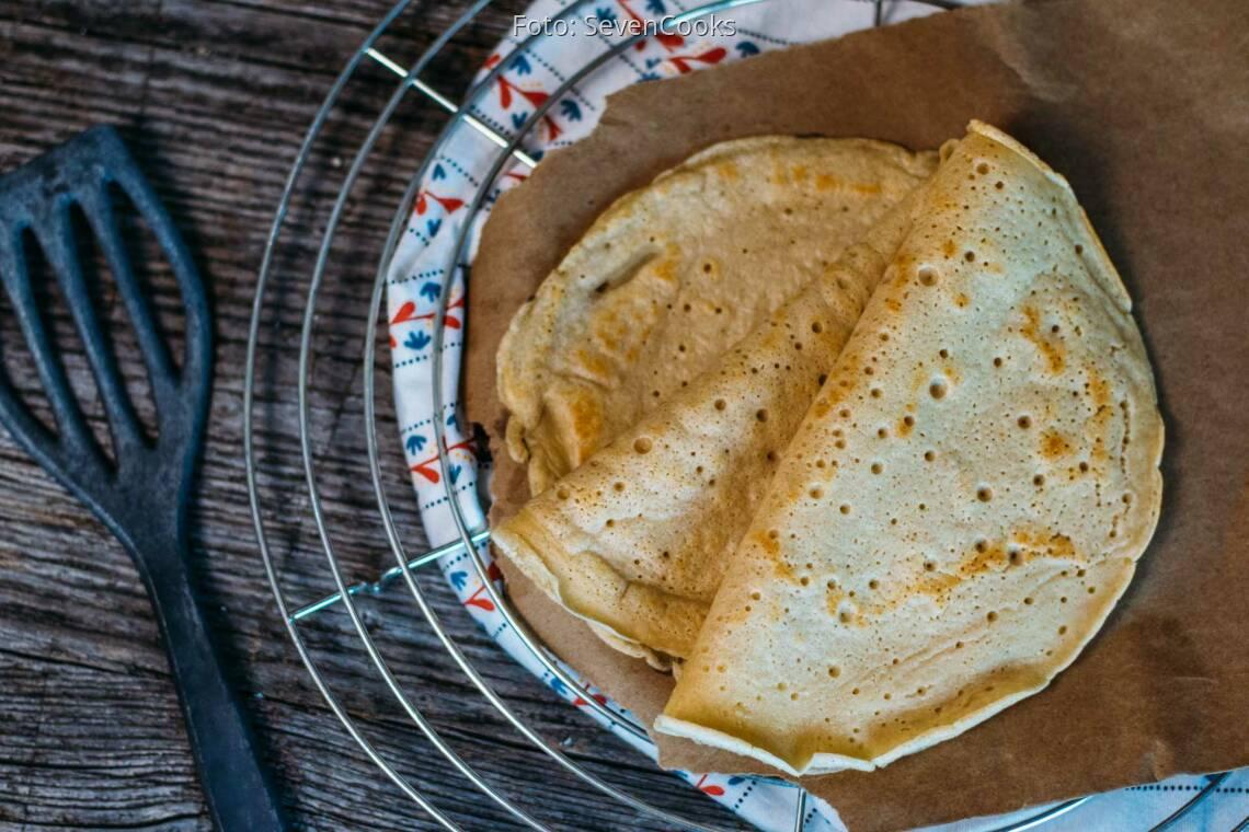 Veganes Rezept: Vegane Pfannkuchen_1