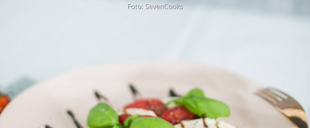Veganes Rezept: Veganer Mozzarella