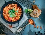 Veganes Rezept: Veganes Kichererbsen-Chili