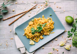 Veganes Rezept: Veganes Pad Thai