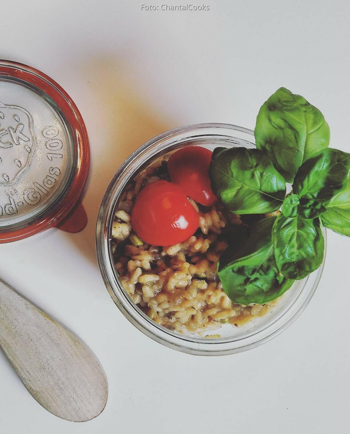 Fertiges Rezept: Veganes Risotto_1