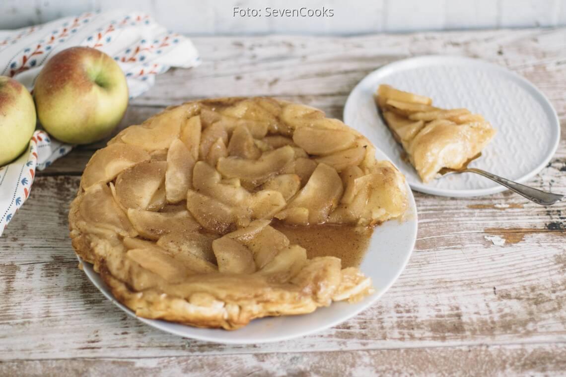 Veganes Rezept: Warmer Apple Pie 1